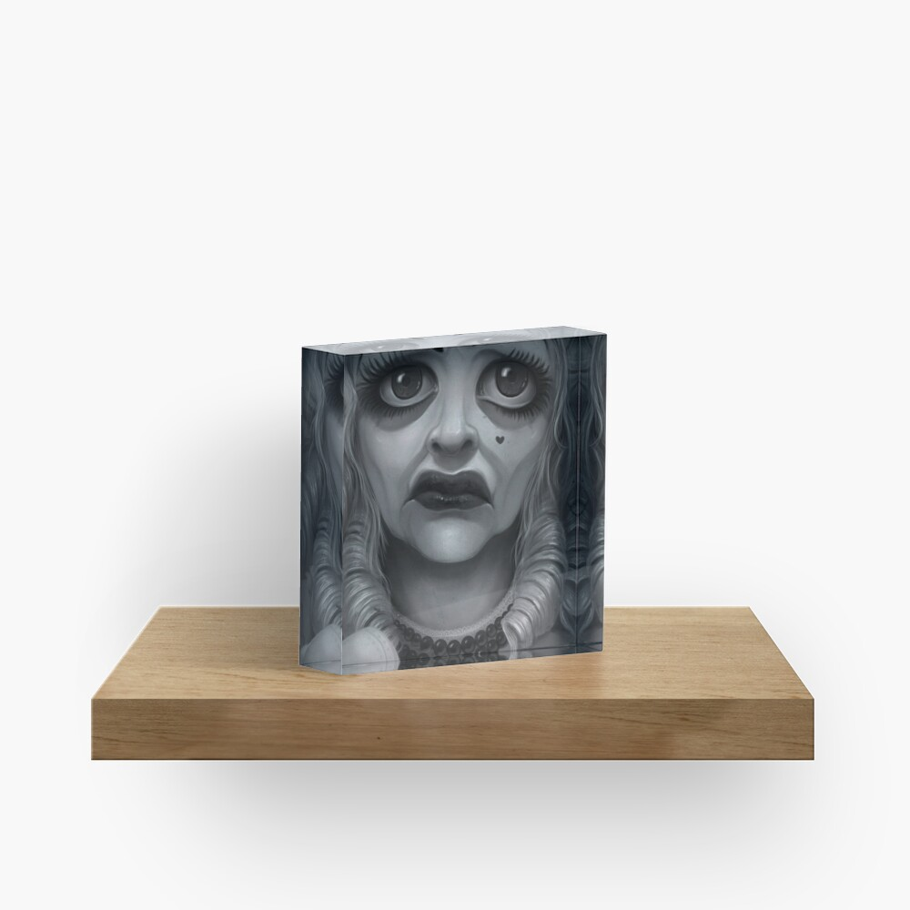 What Ever Happened to Baby Jane? Acrylic Block
