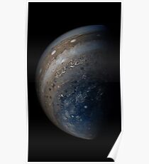 Jupiter in 2017, Ultra-HD Photograph Poster