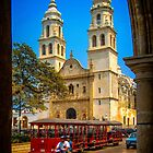 Cathedral of Campeche by Yukondick