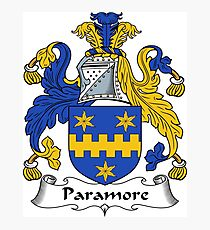 Paramour or Paramore Photographic Print