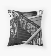 Market Hall, Charleston, SC Throw Pillow