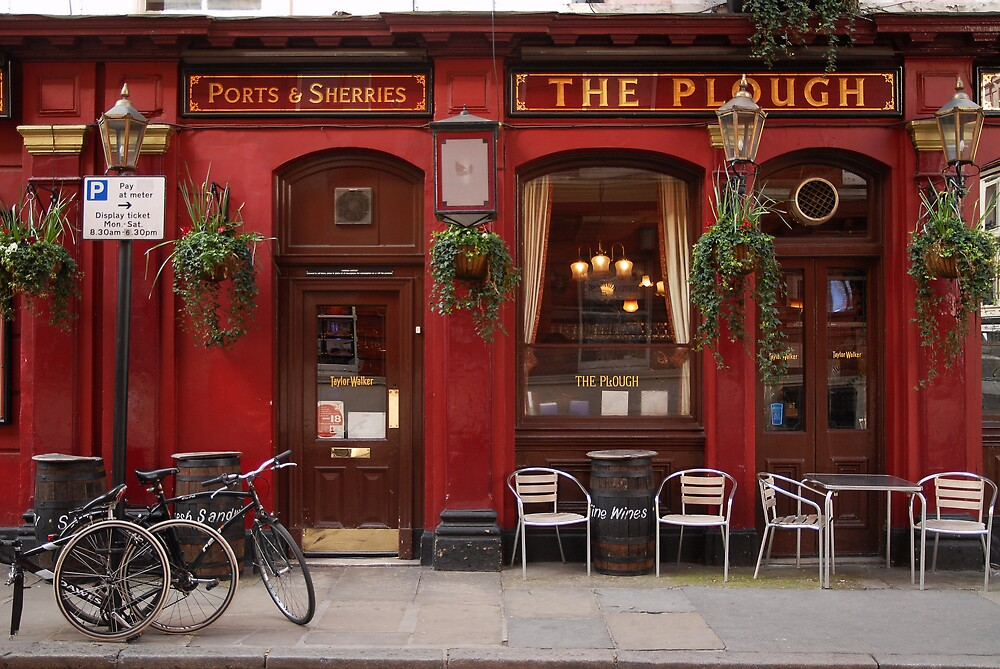 the plough by k c