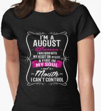 I'm a august woman T-Shirt