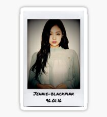 Jennie blackpink sticker  Sticker