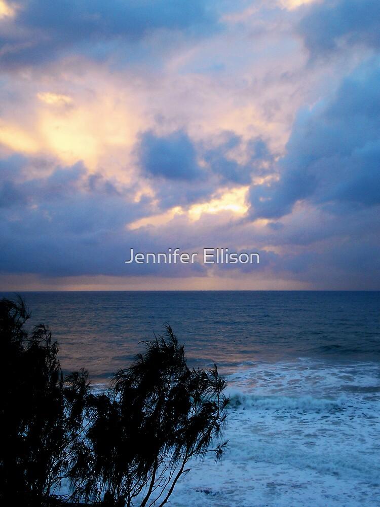 Cloud Breaks by Jennifer Ellison