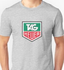 Tag Heuer Gifts and Merchandise Unisex T-Shirt