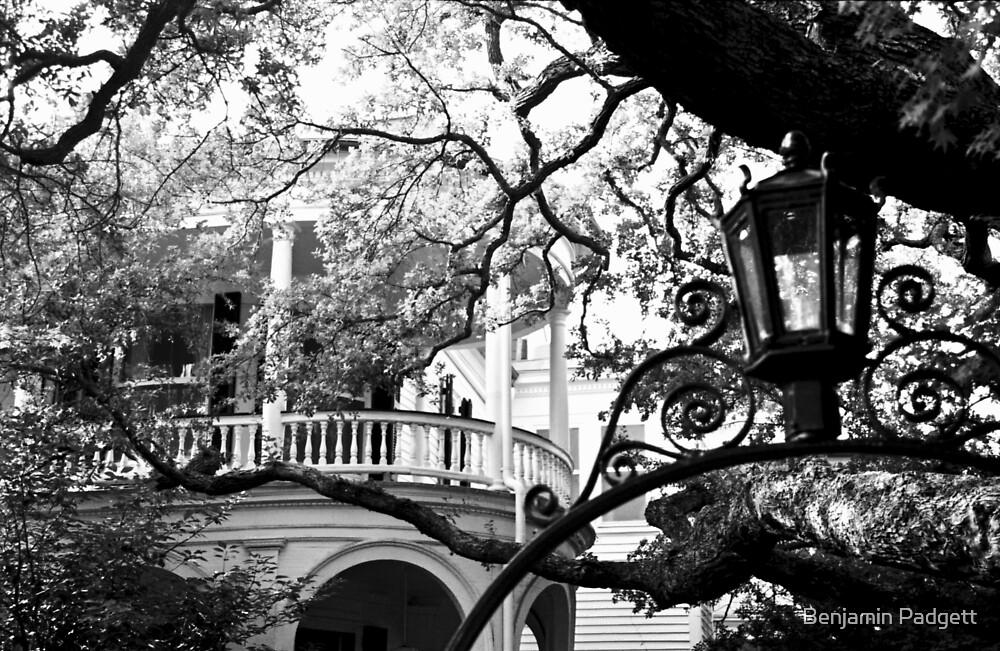 Meeting Street Porch, Charleston, SC by Benjamin Padgett
