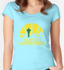 Bring them Back Home Women's Fitted Scoop T-Shirt