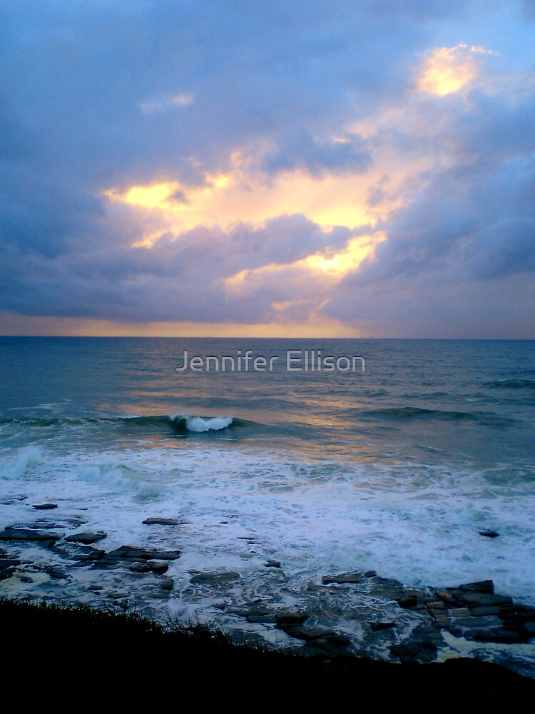 Embrace the Dawn by Jennifer Ellison