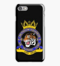 439 (Linlithgow) Squadron (Black) iPhone Case/Skin
