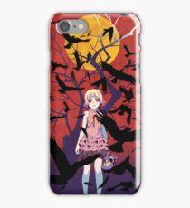 Tekketsu-hen Phone Case -  Kizumonogatari iPhone Case/Skin