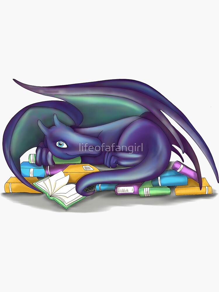 Libro Dragon de lifeofafangirl