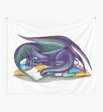 Tela decorativa Libro Dragon