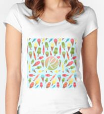 R18#12 Women's Fitted Scoop T-Shirt