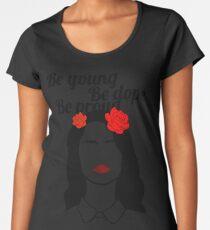 Lana Del Rey Women's Premium T-Shirt