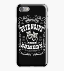 Tribute to standup comedy iPhone Case/Skin