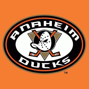 Anaheim Ducks Hockey Team by Canis1993