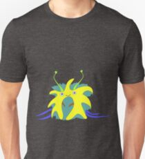 A wonderful funny bright colored alien. T-Shirt