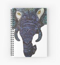 Mandele Spiral Notebook