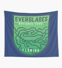 The Everglades Wall Tapestry