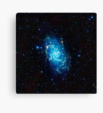 Messier 33, The Triangulum Galaxy Canvas Print