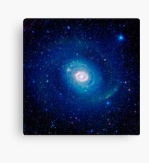 Messier 94 Galaxy Wallpaper Canvas Print