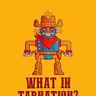 What in tarnation by VicNeko