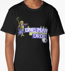 Gaming [C64] - One Man and his Droid Long T-Shirt