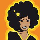 star 3 by Micheline Kanzy