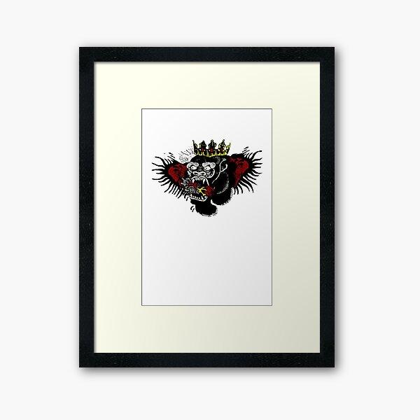 King Kong Framed Prints