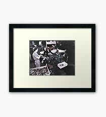 Women Working in Munitions Plant Framed Print