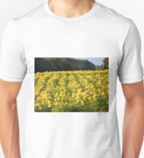Flowers By The Highway Unisex T-Shirt