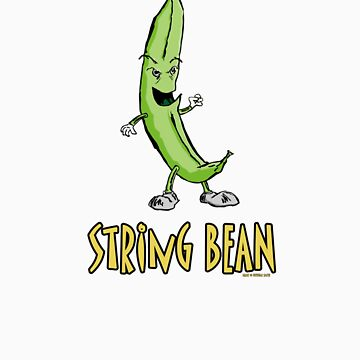 String Bean by InvisibleSmith