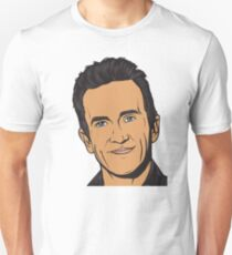 Jeff Pop Art Unisex T-Shirt