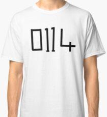 Arctic Monkeys - 0114 Drum Skin design  Classic T-Shirt
