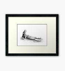 Death of Peter Parker Framed Print