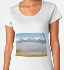 In the Clear Women's Premium T-Shirt
