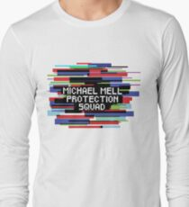 Michael Mell Protection Squad Long Sleeve T-Shirt