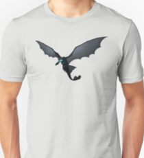 Flying Night Fury Design Unisex T-Shirt
