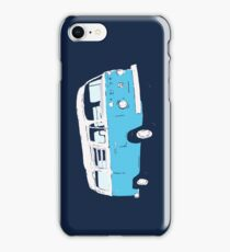 Bay Window Campervan Basic Colours (please see notes) iPhone Case/Skin