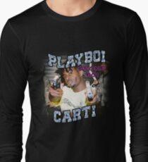 Playboi Carti 90s style SHOOTA Long Sleeve T-Shirt