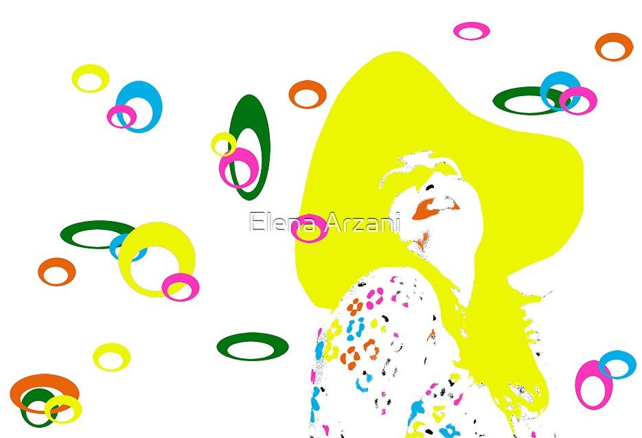 pop-2000 by Elena Arzani
