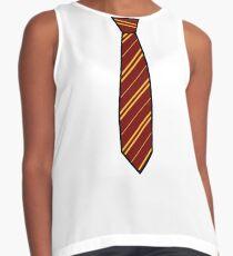 Potter-Tie Sleeveless Top