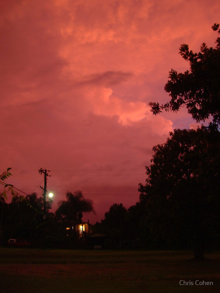 Strawberry Skies by Chris Cohen