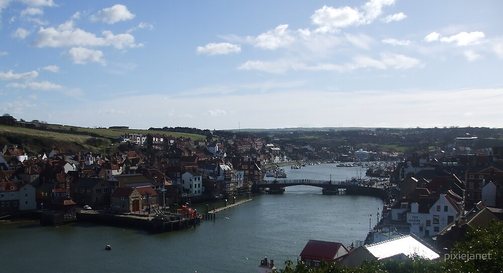 Whitby by pixiejanet