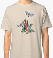 Moths and rocks. Classic T-Shirt