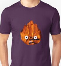 Calcifer Silhouette Unisex T-Shirt