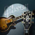 1979 Les Paul Custom by Chris Cohen