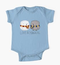 Love Is Magical One Piece - Short Sleeve