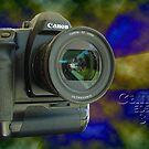 Canon EOS 3 by Chris Cohen